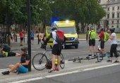 'کار کریش دہشت گردی کی کارروائی ہو سکتی ہے'، ایک شخص گرفتار