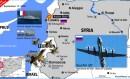 روس نے طیارے کی تباہی اور پندرہ فوجیوں کی ہلاکت کا ذمہ دار اسرائیل کو قرار دے دیا