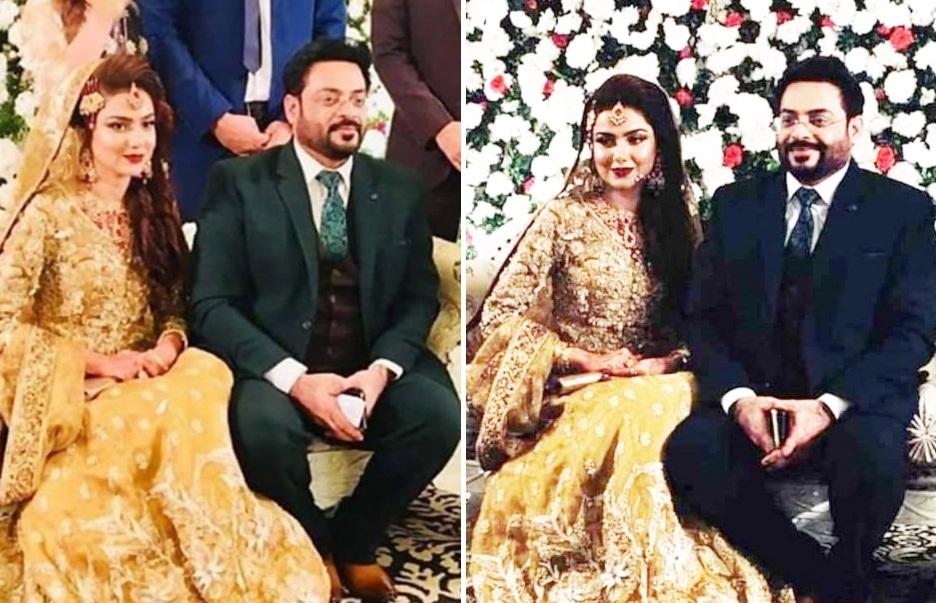 عالم آن لائن اور رکن قومی اسمبلی ڈاکٹر عامر لیاقت حسین کی دعوت ولیمہ پر پہلی بیوی سیدہ بشریٰ عامر کا ردعمل