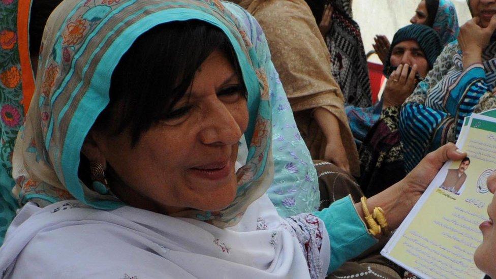 علیمہ خان کون ہیں؟