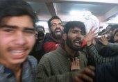 انڈیا کے زیر انتظام کشمیر میں فوج کی کارروائی میں تین عسکریت پسند اور چھ شہری ہلاک