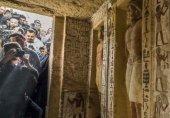 مصر: ساڑھے چار ہزار برس پرانے مقبرے کی دریافت