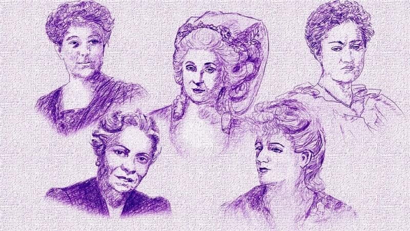 پانچ خواتین موسیقار
