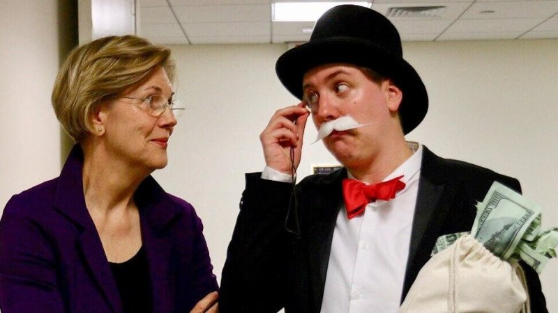 Madrigal with Elizabeth Warren
