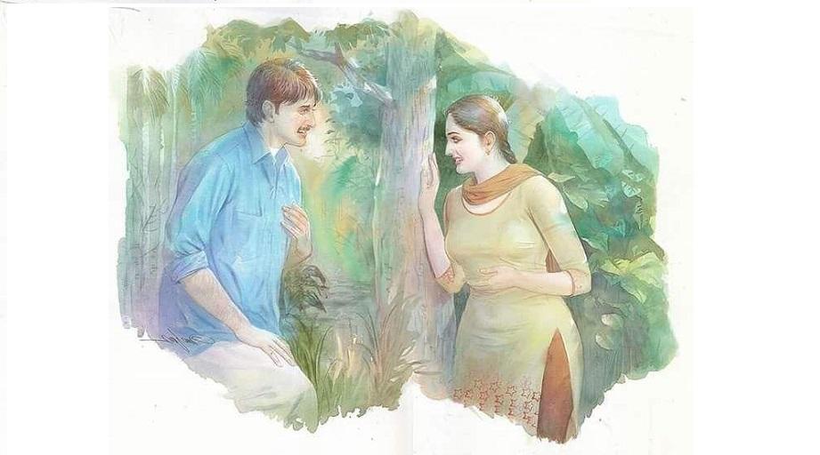 پہلی لڑکی - عصمت چغتائی کا رومانی افسانہ