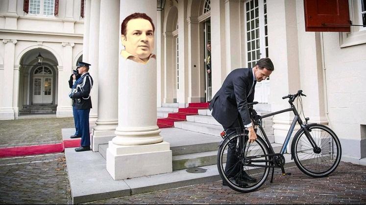 ہالینڈ کے وزیراعظم کی سائیکل کی چوری کا کیس