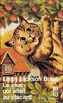 Lilian Jackson Braun, Le chat qui allait au placard