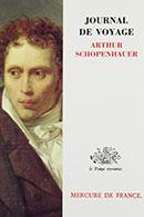 Arthur Schopenhauer, Journal de voyage