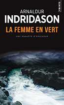Arnaldur Indridason, La Femme en vert