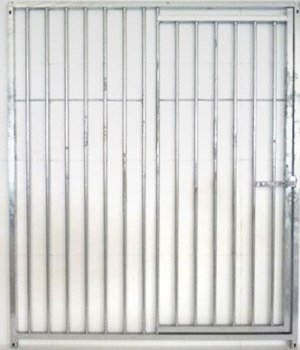 Rohrstabelemet 80mm Tür rechts Exclusive Line