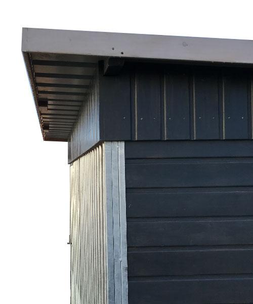 Standard Dachüberstand