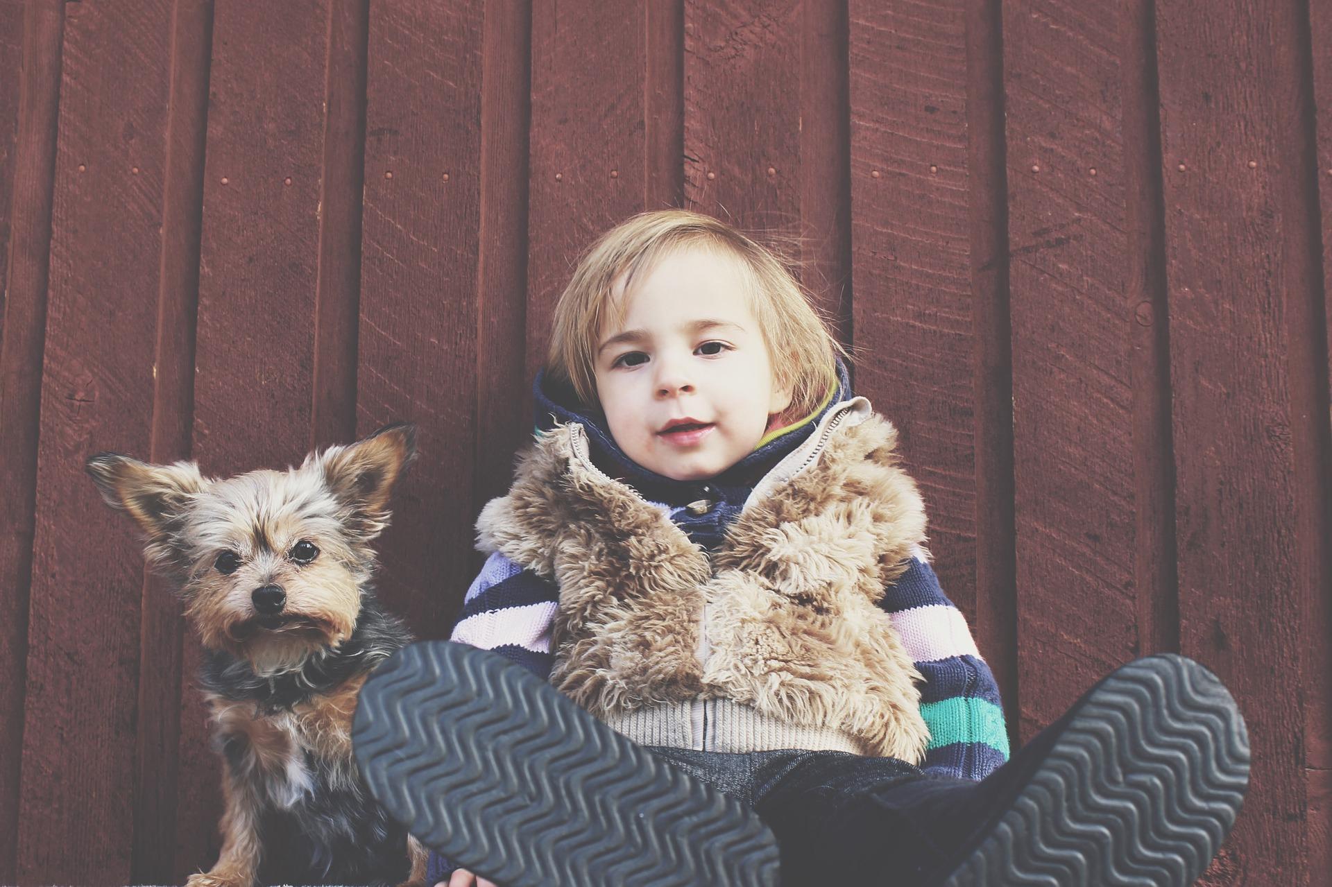 14. Februar: Kind und Hund – Dreamteam oder Albtraum?