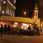 Christmas market at Kalvin square