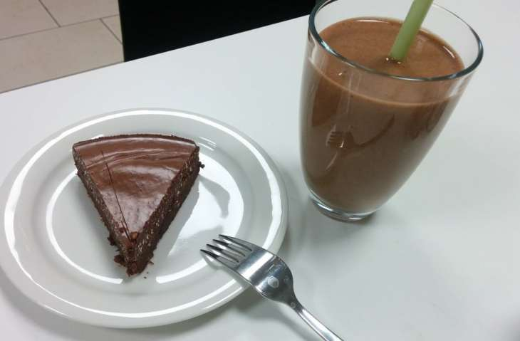 Raw Cocoa drink