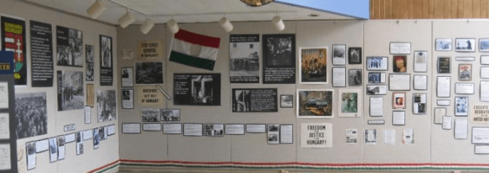 Cleveland Hungarian Association 1956 Exhibit2