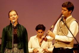Enyedi & Salamon Quartet Concert (September 18, 2016), Minnesota History Center (St.Paul)