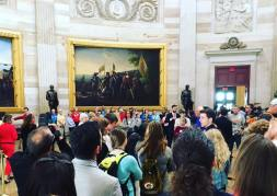 What made America great? History tells - YHLP US Capitol tour
