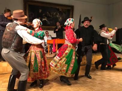 hungarian festival NY folk dance
