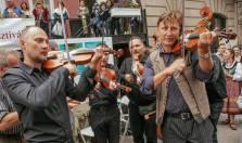 hungarian festival NY musicians