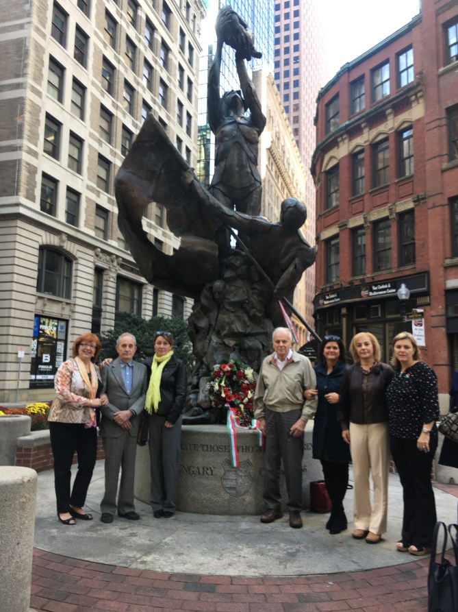 Boston 1956 Statue