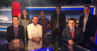 Fox News TFAS visit