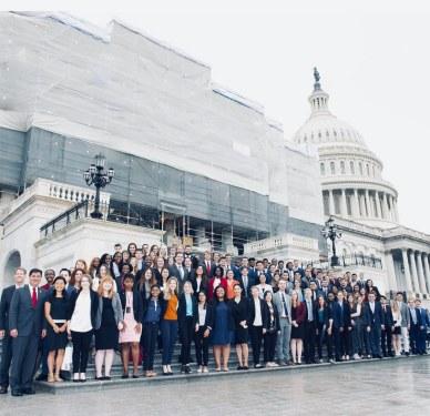 Noemi Palfalvi Capitol Hill