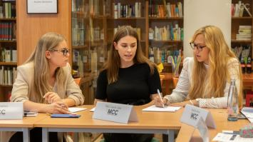 MCC womens leadership