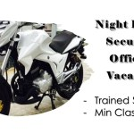 Night Rider Security Officer