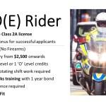 APO(E) Rider