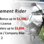 Enforcement Rider