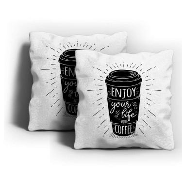gift: cushion | coffee | lover | perfect gifts for coffee lovers