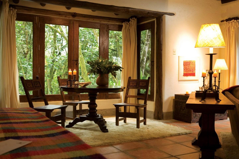 4.Machu Picchu Pueblo Hotel, Aguas Calientes, Peru