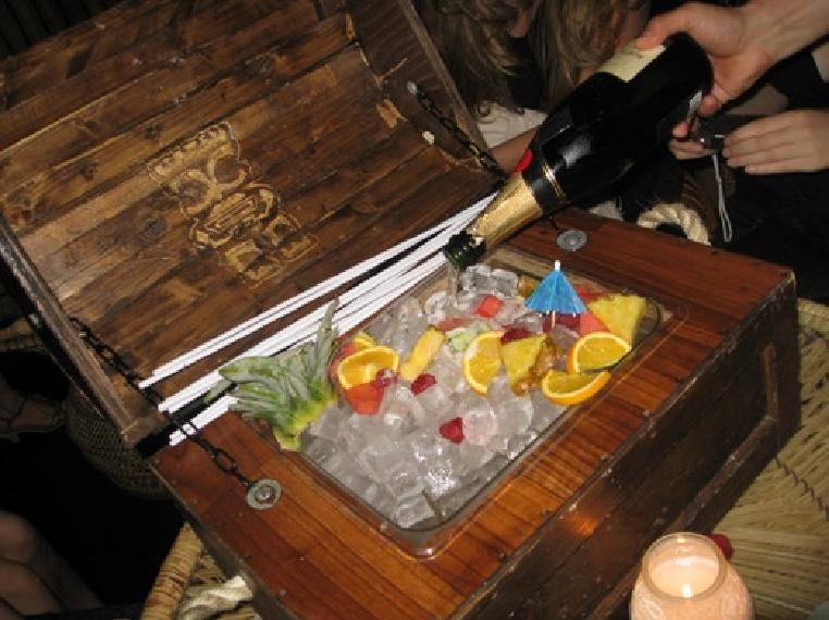 Mahiki Treasure Chest