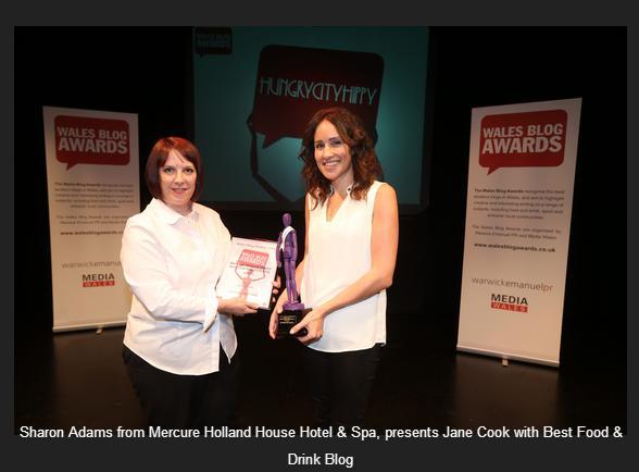 HungryCityHippy blog awards