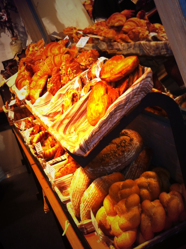 Pastries in Prague
