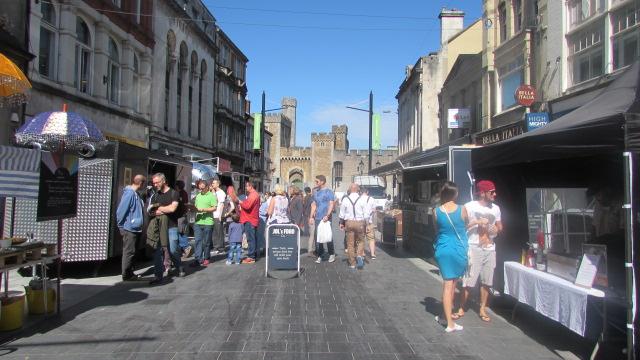 Cardiff Street Feast