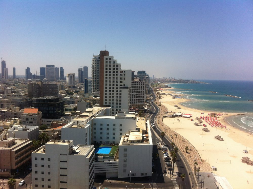 When Travel Gets Complicated: Love & War in Tel Aviv, Israel