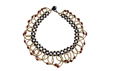 4. Circle necklace from Cool Earth, £25