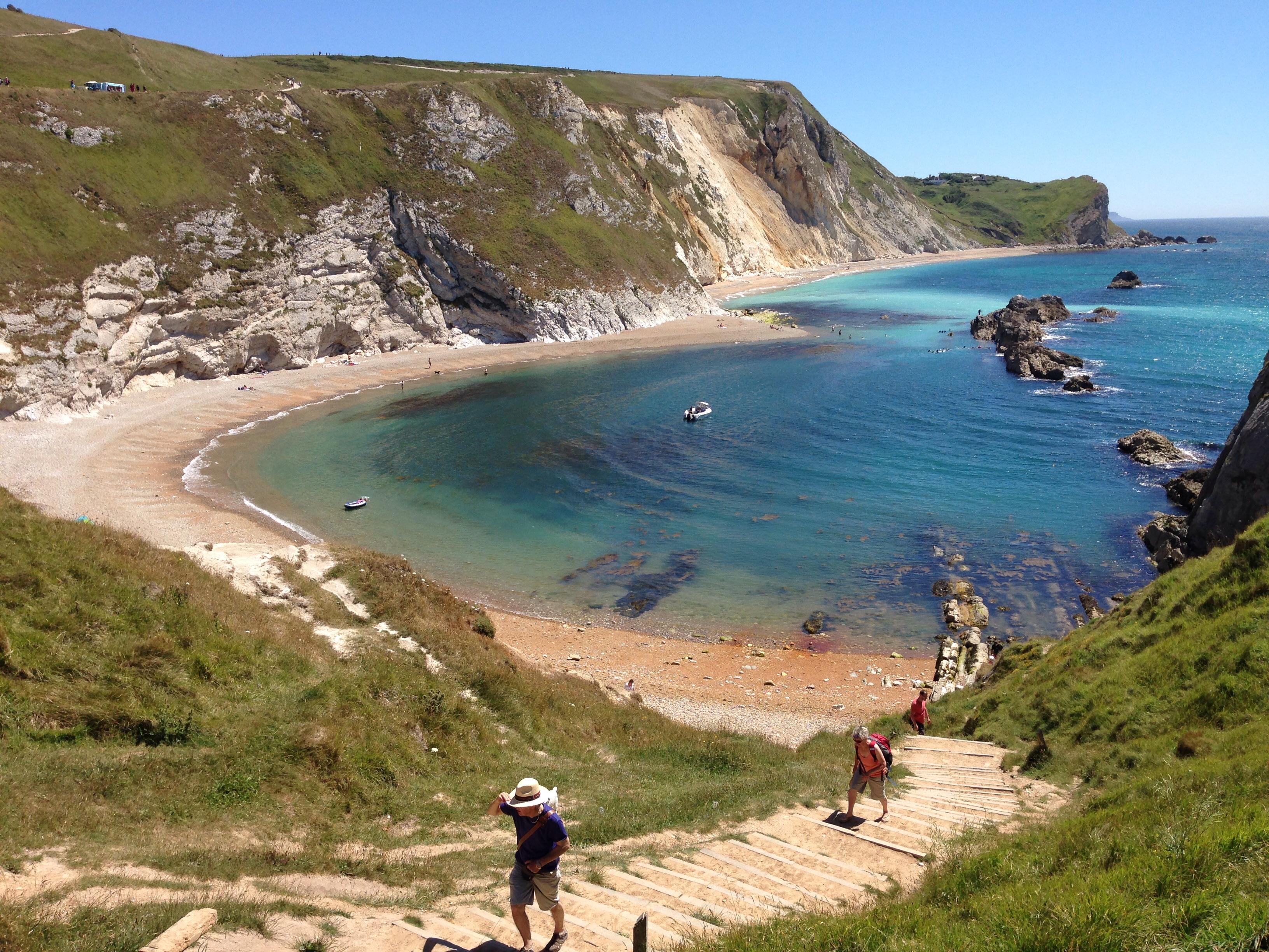 The Dorset Jurassic Coast