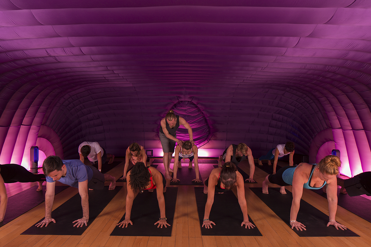 Hotpod Yoga is coming to Canton, Cardiff