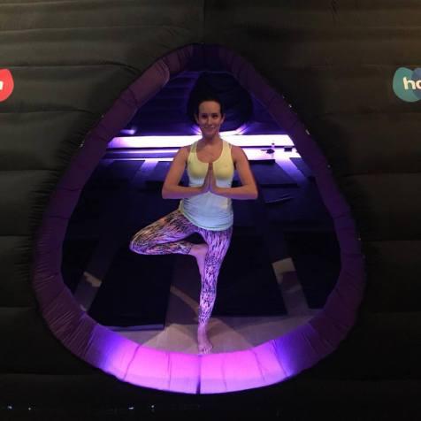 hotpod yoga canton