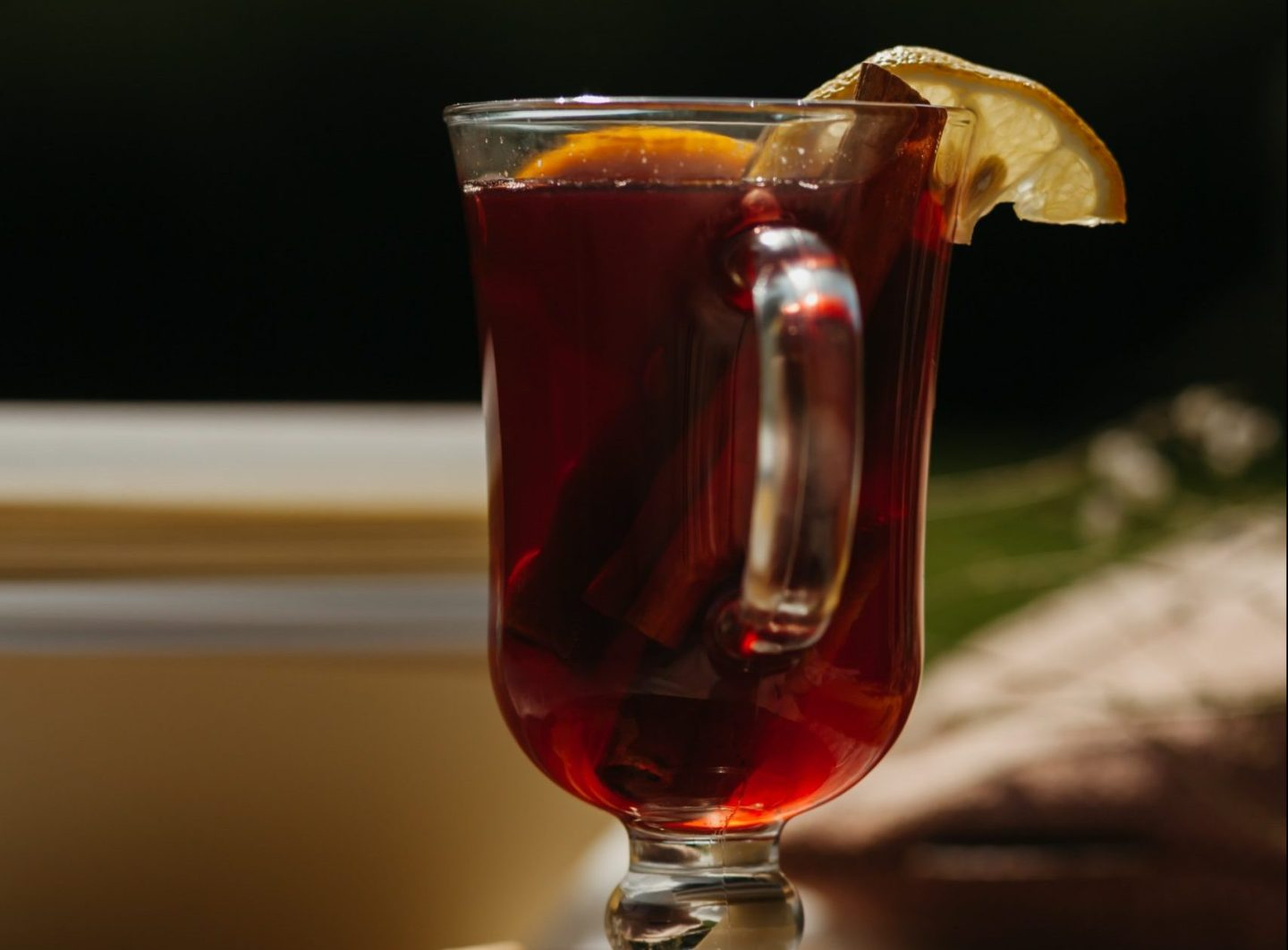 Recipe: Slow Cooker Mulled Wine with Sloe Gin