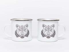 WWF mug