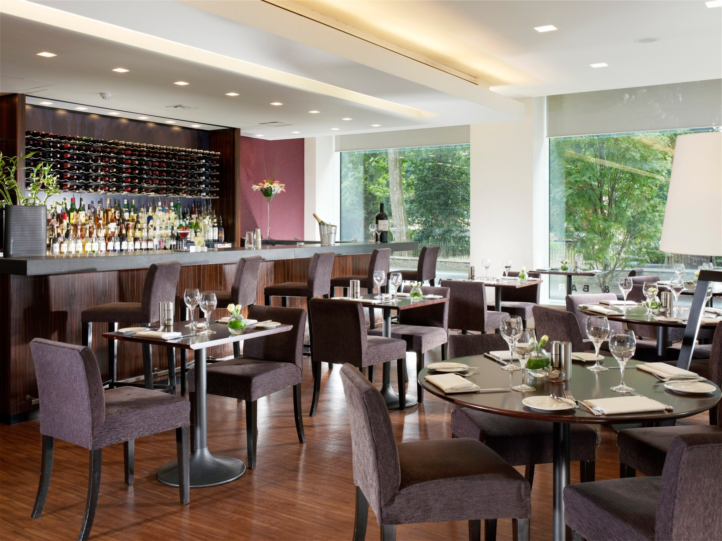 Review: Island Grill Sustainable Restaurant, at the Lancaster London