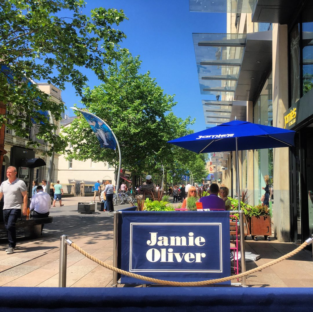 Review: Weekday 'Super Lunch' at Jamie's Italian, Cardiff