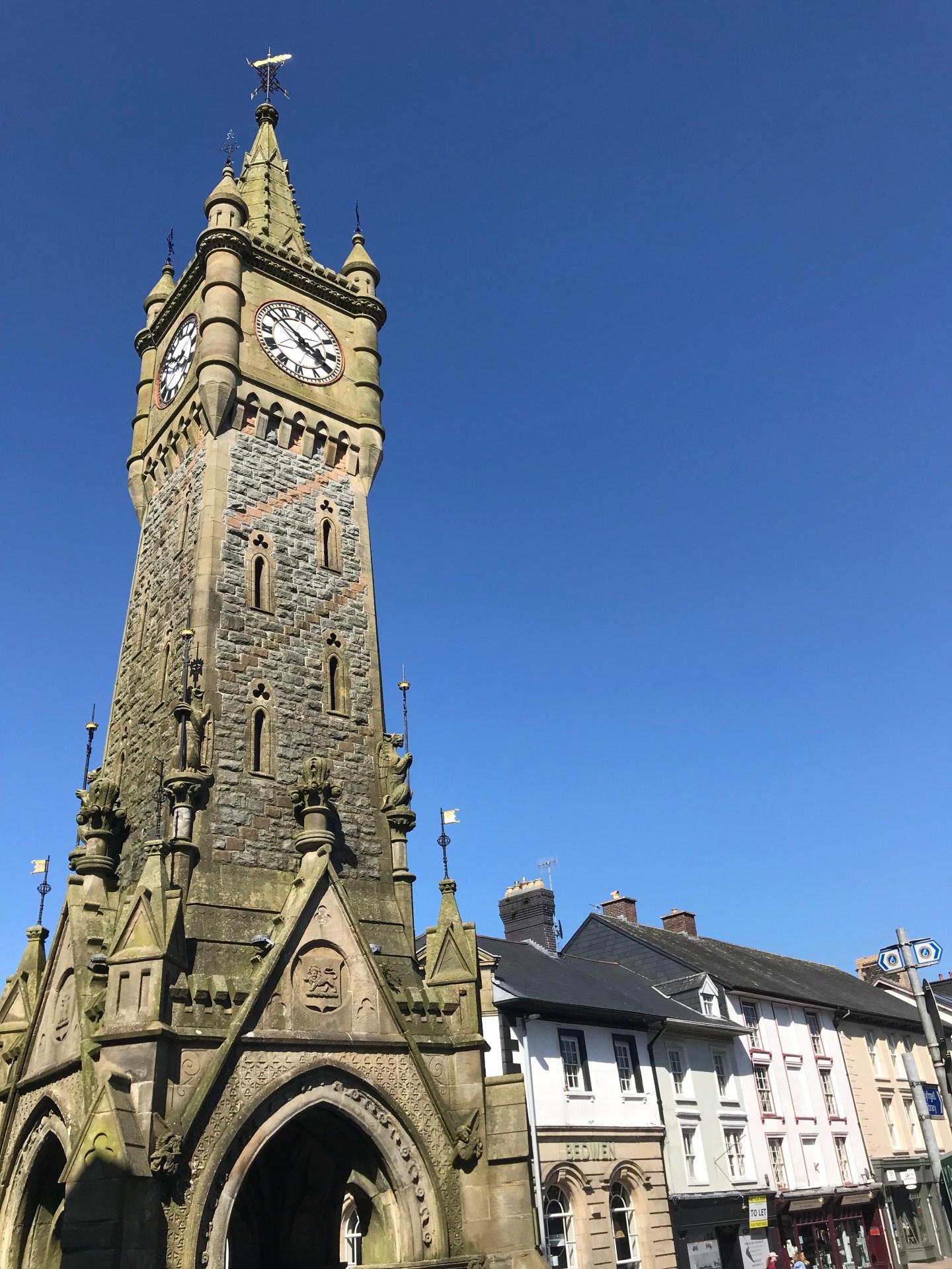Machynlleth Clock Tower