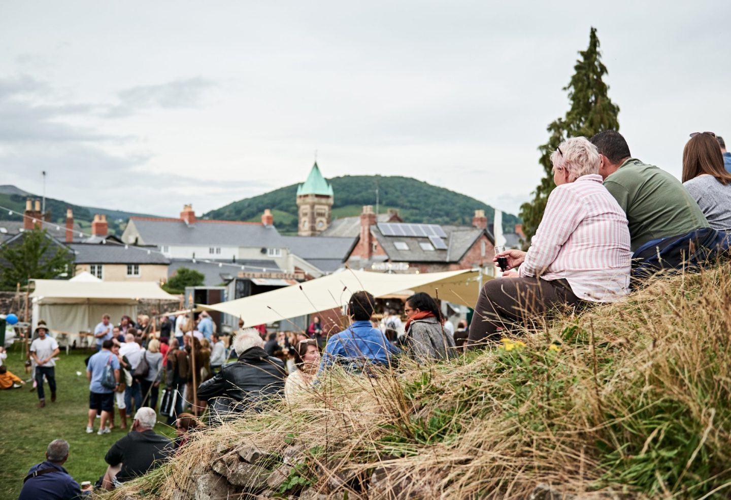 5 sustainable food talks you can watch for free at Abergavenny Food Festival 2019