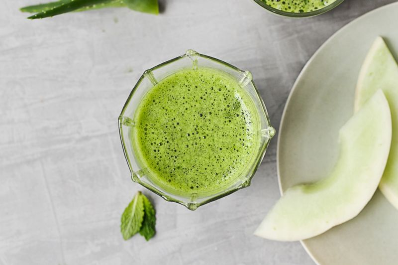Cucumber-Melon-Mint-Juice