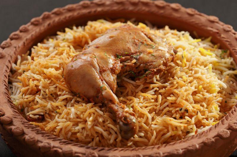 Hyderabadi Food Court