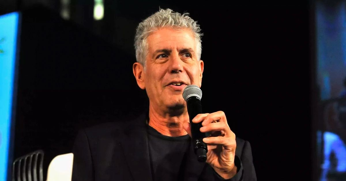 Anthony Bourdain Hates Yelp & Yelpers, Here's Why